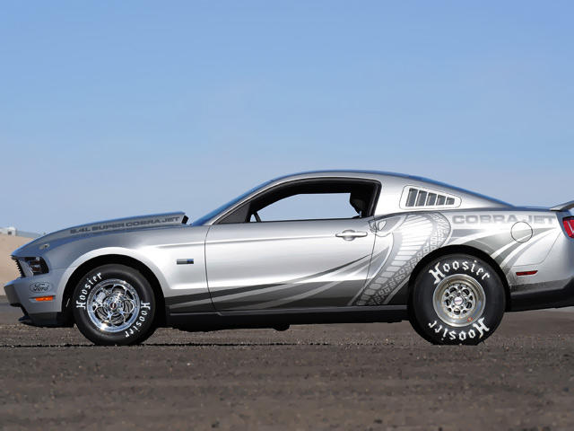 2012 Mustang Cobra Jet Specs Revealed Carbuzz