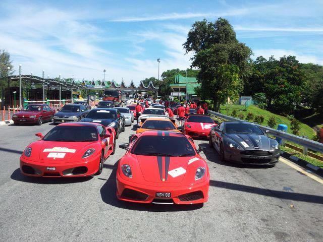 Supercar Exotics Invade Malaysia Carbuzz