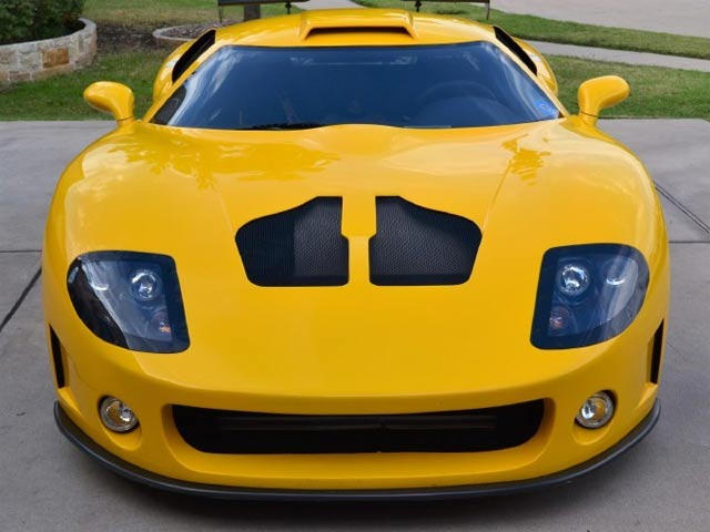 Unique of the Week: 2006 Factory Five GTM Supercar | CarBuzz