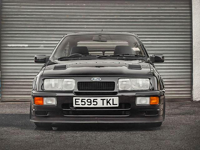 This Is The Most Expensive Ford Sierra Cosworth In The World