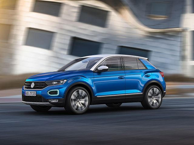 Vw Of America >> Volkswagen Is Cooking Up A Secret Compact Crossover For America