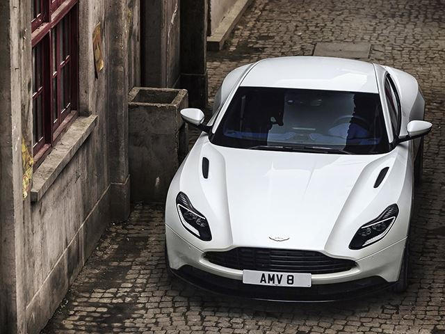 Here S How Aston Martin Tuned An Amg V8 To Sound Like A Proper Db11 Carbuzz