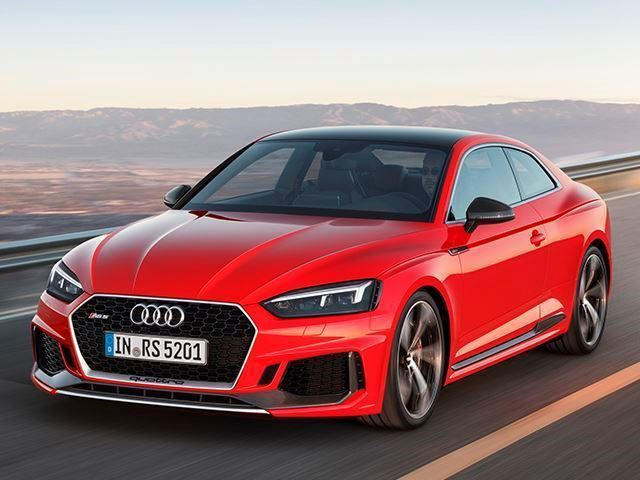 Audi Sport To Launch 5 New Rs Performance Machines By 2020 Carbuzz