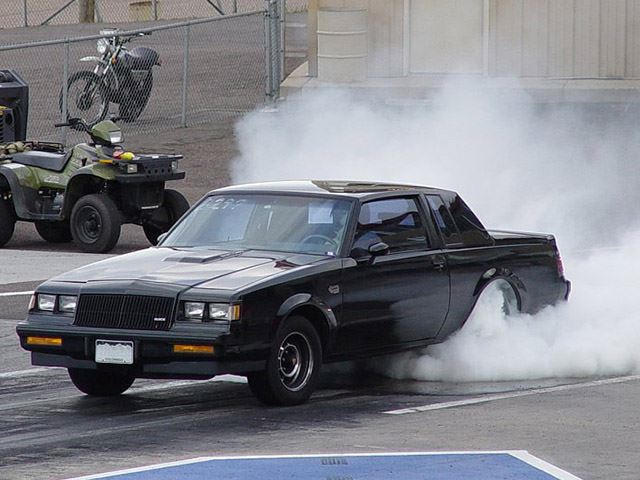 The Buick GNX Is Faster Than A Ferrari F40 On The Quarter Mile | CarBuzz