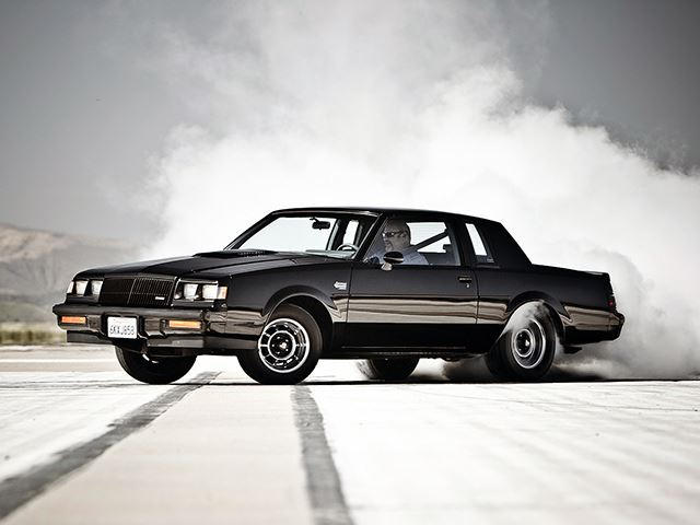 The Buick GNX Is Faster Than A Ferrari F40 On The Quarter