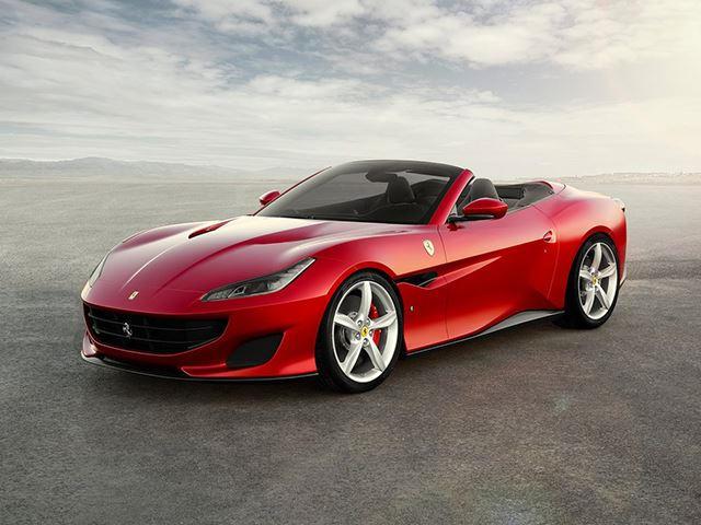 All Ferrari Models >> The Portofino Is Going To Influence All Future Ferrari Models In A
