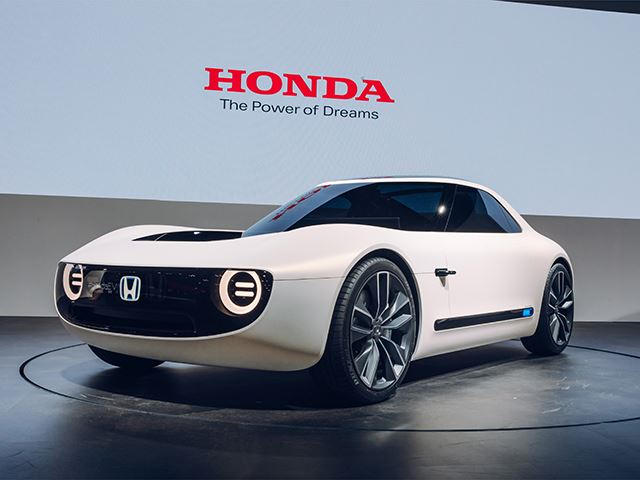 Honda Sports Ev Concept Could Be The S2000 S Spiritual Successor