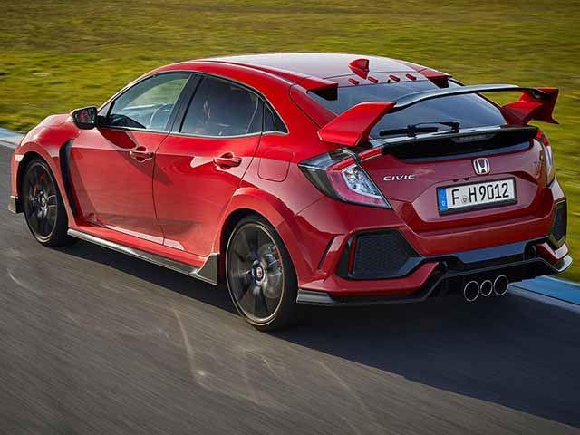Honda Begins Selling 306-HP Civic Type R Crate Engine For