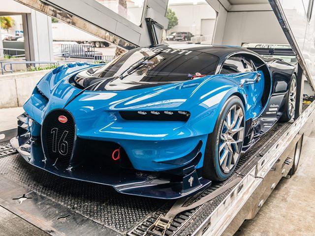 Bugatti Vision Gt Price >> Californian Car Collector Buys Bugatti Vision Gt Concept