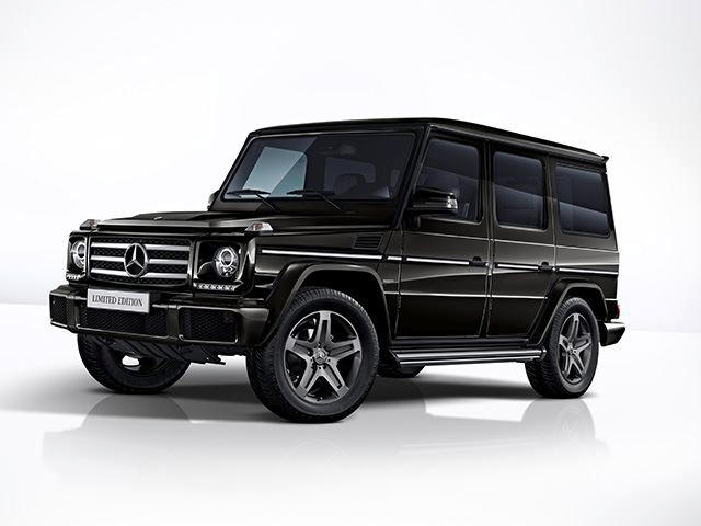 Mercedes G-Class Limited Edition Is A Retirement Present To Itself