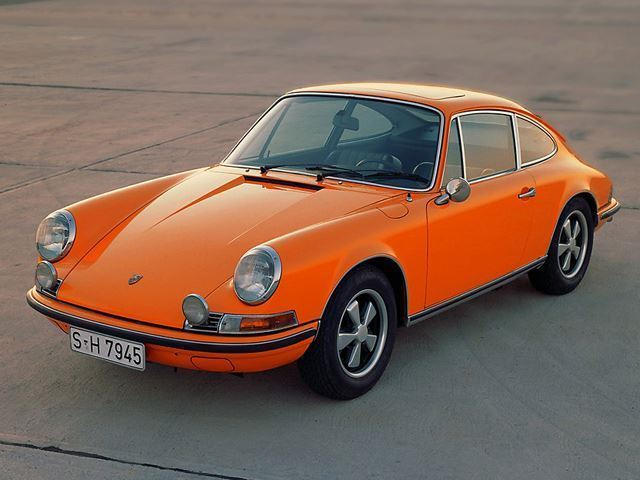 Porsche Continues Support Of Classics With New Security