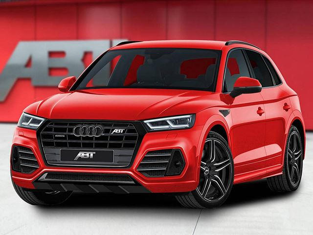 This Is The Next Best Thing To An Audi Rs Q5 Carbuzz