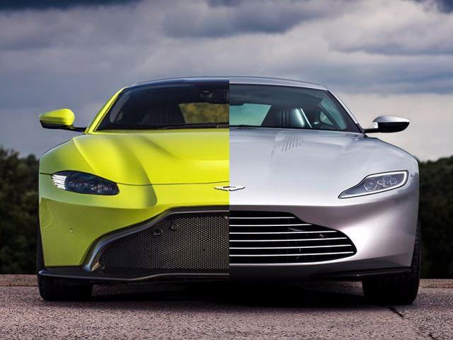 New Aston Martin >> New Aston Martin Vantage Inspired James Bond S Db10 Carbuzz
