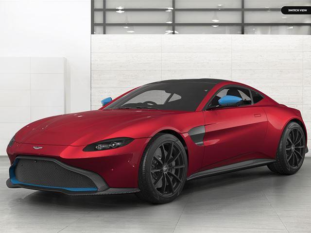You Can Now Design Your Dream 2018 Aston Martin Vantage Carbuzz