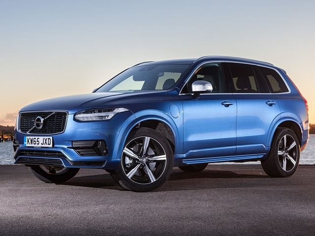 The 2018 Volvo Xc90 Plug In Hybrid Just Got Even More