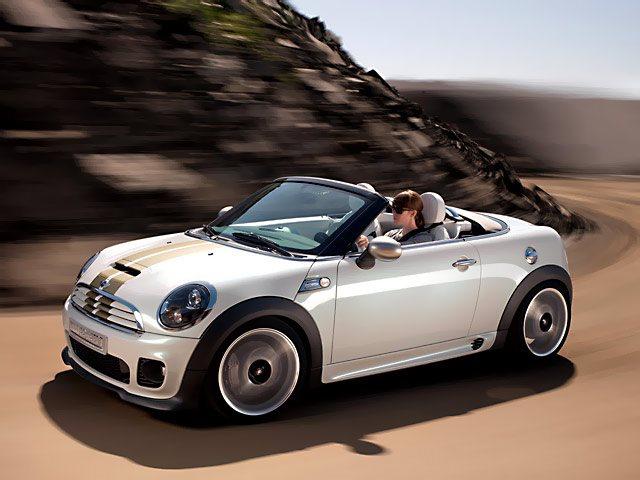 2011 Mini Cooper Convertible Concept Carbuzz