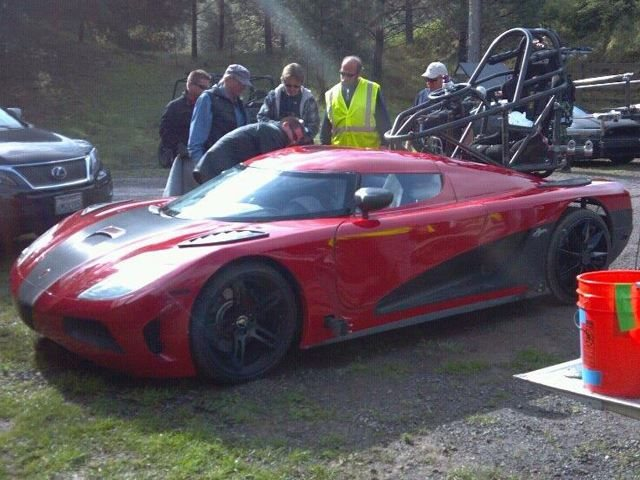 Need For Speed Film To Star 900-Horsepower Mustang | CarBuzz