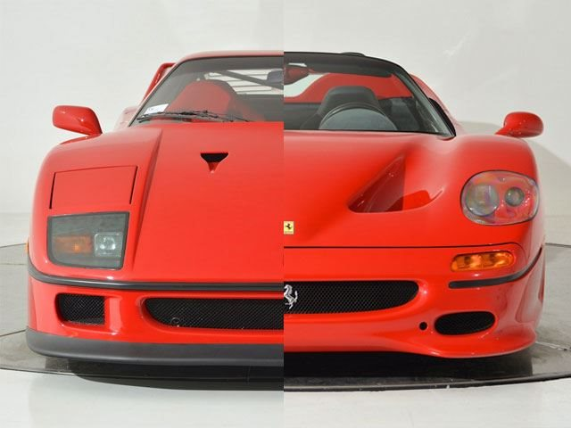 Ferrari F40 For Sale >> Ferrari F40 Vs F50 Which One Will Cost You An Extra 1