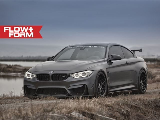 This Custom BMW M4 Is The Automotive Equivalent Of 50 Shades
