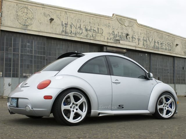Don't Ever Call This RUF-Inspired VW Beetle A Flower-Powered