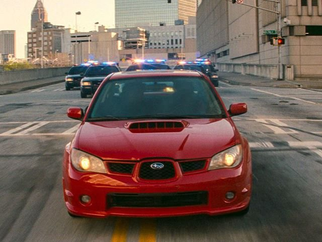 EXCLUSIVE: Why Baby Driver Used A Subaru As The Main Stunt