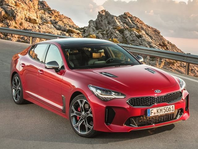 The New Kia Stinger Is Cheaper To Lease Than A Chevrolet Camaro Carbuzz