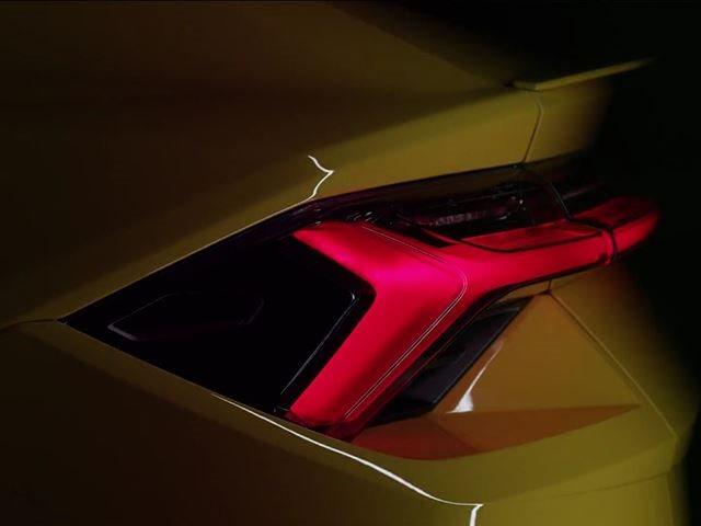 lamborghini urus has taillights inspired by the asterion supercar carbuzz lamborghini urus has taillights
