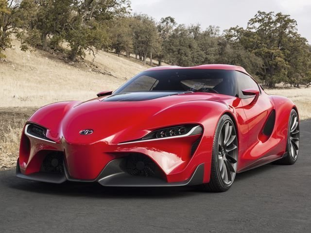 Toyota Sports Car >> Turns Out Toyota S New Sports Car Might Not Be Called The