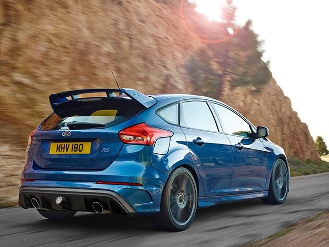 Ford Confirms Engine Problems That Cause Focus Rs To Spew