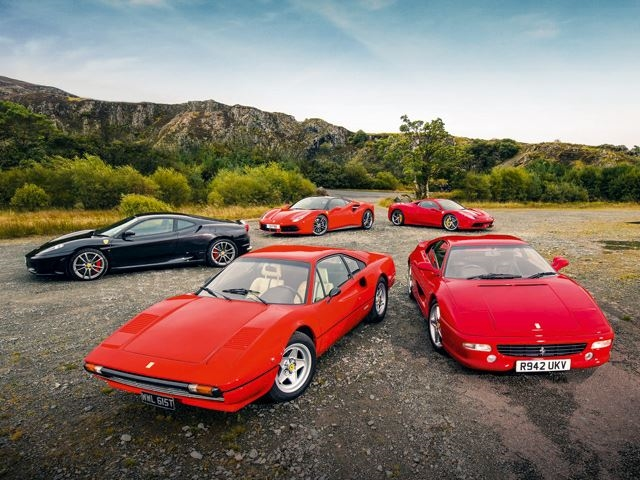 All Ferrari Models >> The Internet Says These Are The 5 Greatest V8 Ferraris Of