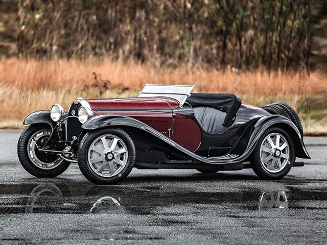 The First Car Ever Made >> The First Bugatti Type 55 Sports Car Ever Built Could Sell