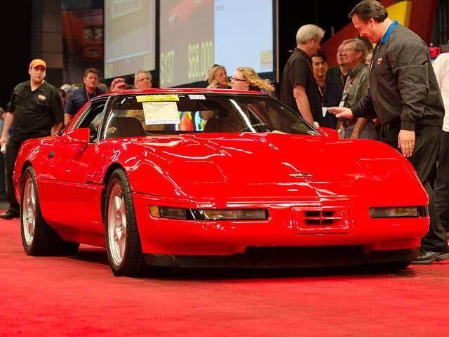 Corvette Evolution, Part 10: The C4 Corvette that Wanted to