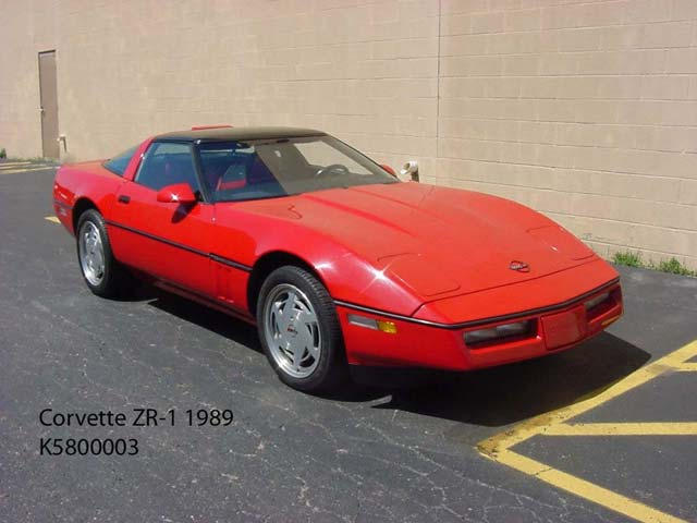 Corvette Evolution, Part 10: The C4 Corvette that Wanted to be a