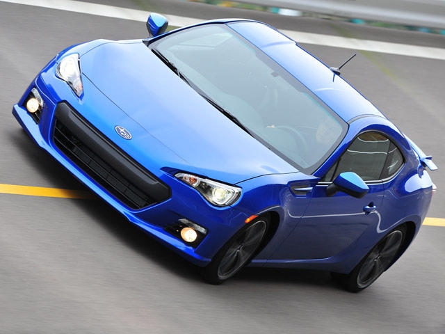 Subaru Brz 0 60 >> Subaru Brz 0 To 60 Mph Time Is Carbuzz
