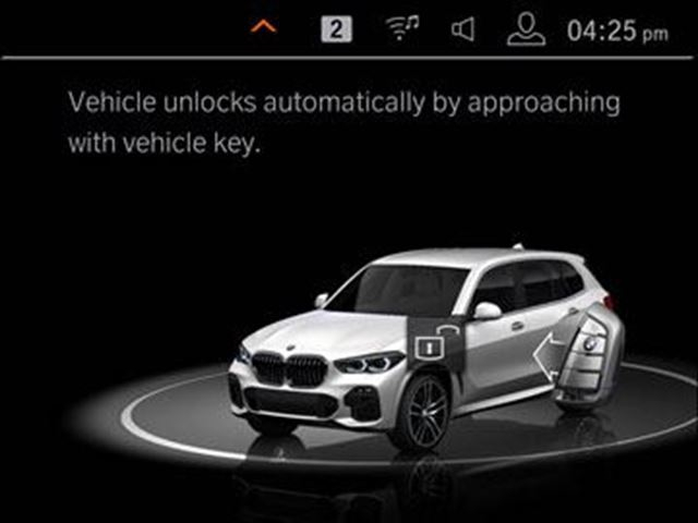 You No Longer Need A Key To Get In Your BMW | CarBuzz