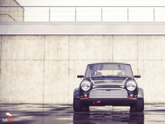 John Player Special Mini Concept By Andreas Fougner Carbuzz