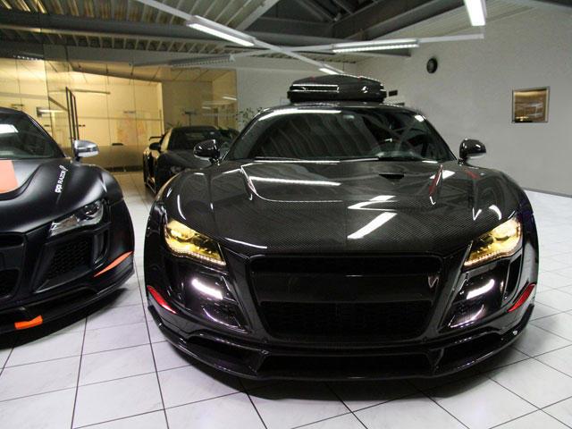 Jon Olsson's PPI Design Audi R8 Razor GTR – New Pictures and
