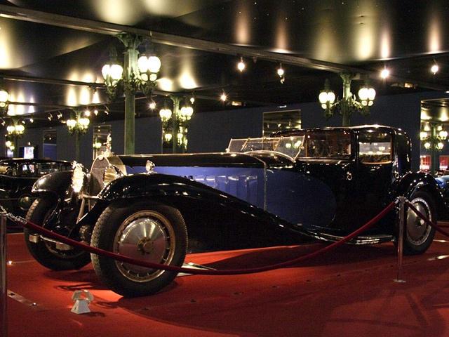 1928 Bugatti Type 41 Royale Voiture Miniature