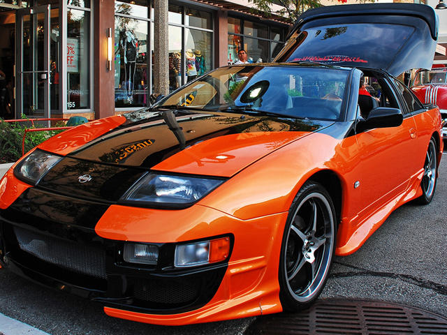 Japanese Tuner Icons: Nissan 300ZX | CarBuzz
