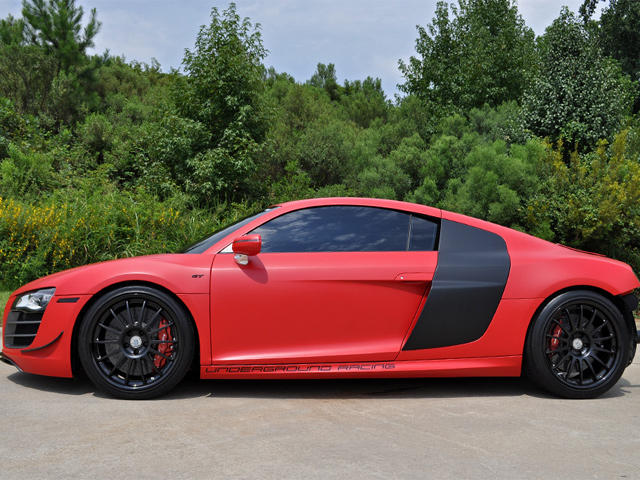Underground Racing's Massive Twin-Turbo R8 GT V10 | CarBuzz