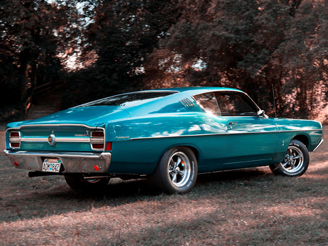American Muscle: Ford Torino GT | CarBuzz