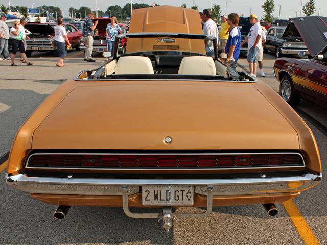 American Muscle: Ford Torino GT   CarBuzz