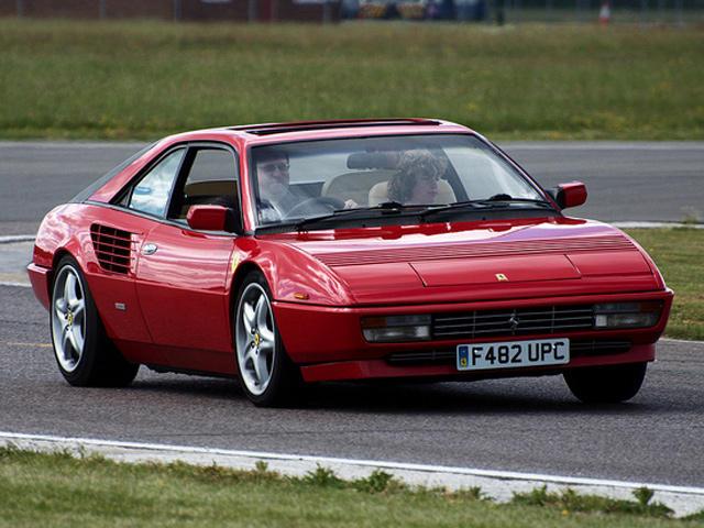 Ferrari's V8: Mondial | CarBuzz on