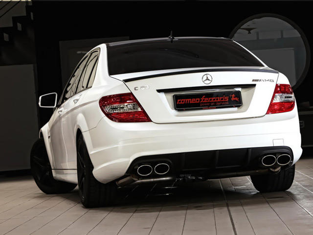 Top 5 Mercedes C63 AMG Tuning Jobs | CarBuzz