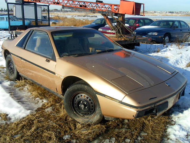 Famous for Catching Fire: Pontiac Fiero   CarBuzz