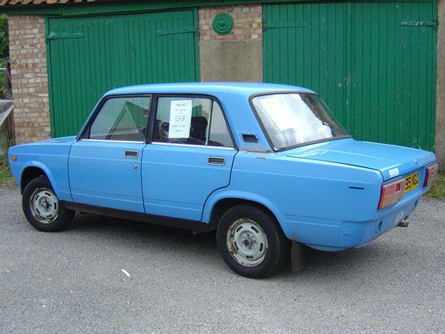 Cars That Won T Die Lada Riva Carbuzz