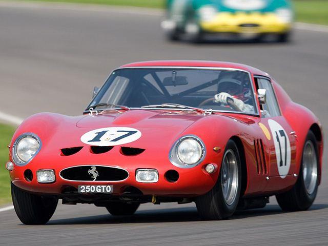 Great Automotive Rivalries: Shelby vs. Ferrari   CarBuzz