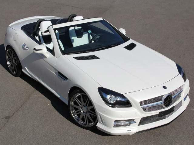5 Carlsson-Tuned Mercedes Muscle | CarBuzz