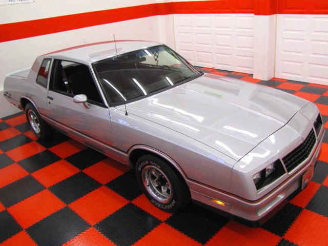 Unearthed: 1985 Chevrolet Monte Carlo SS | CarBuzz
