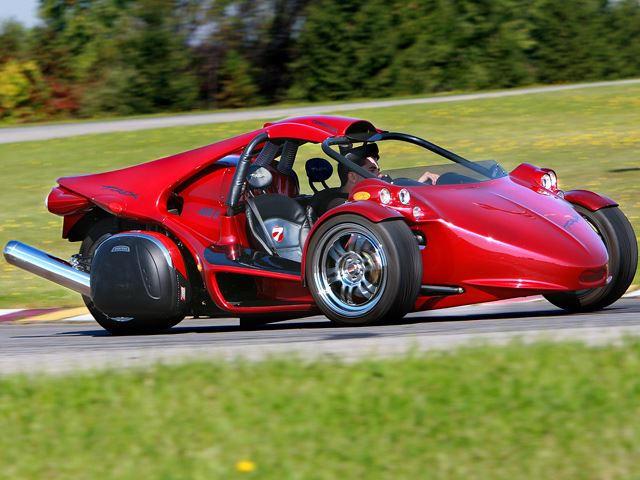 T Rex Car Price >> Three Wheeled Cars Campagna T Rex Carbuzz